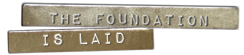 foundationlaid